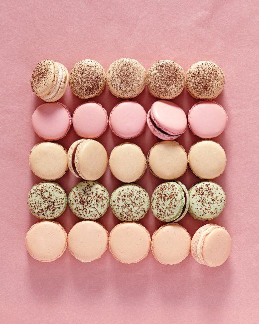 Chocolates are great and all, but if you've never had a macaron, let me tell you: they don't even begin to compare. Macarons are pillowy little discs of heaven that will put a smile on anyone's face. They're even gluten-free {albeit sugar-laden}. While this links to a recipe, for those of y'all who fall squarely into the non-baking crowd, we here in Savannah have Marche de Macaron - lucky us!!