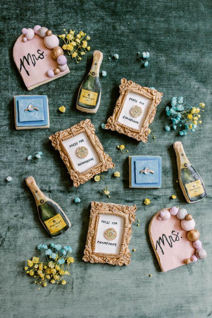 Bachelorette Party Custom Cookies