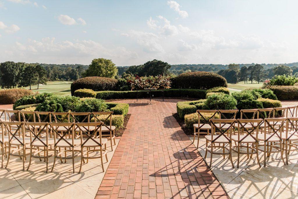 garden-inspired-wedding- ceremony