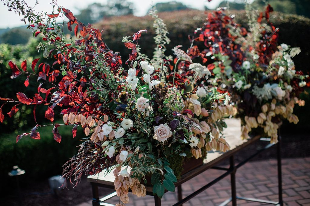 garden-inspired-wedding-ceremony-flowers
