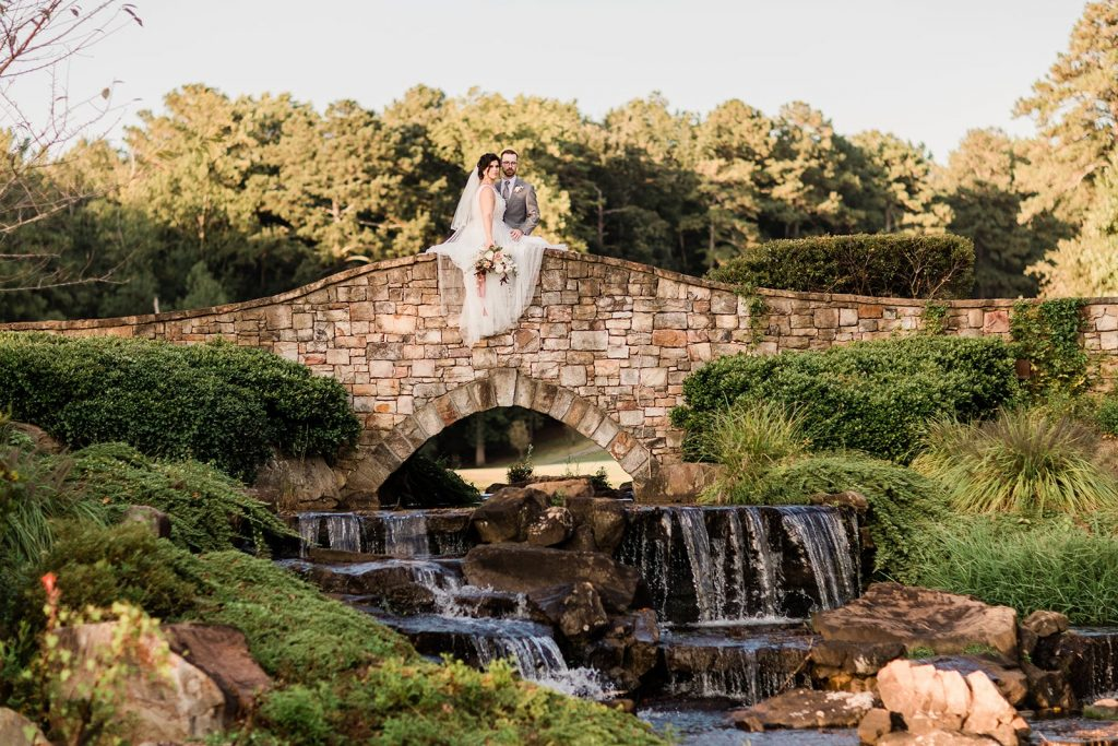 garden-inspired-wedding- photos-in-garden