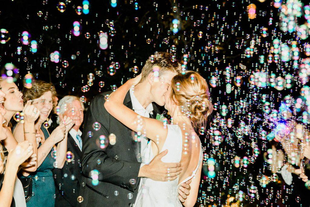 savannah-wedding-bubble-exit
